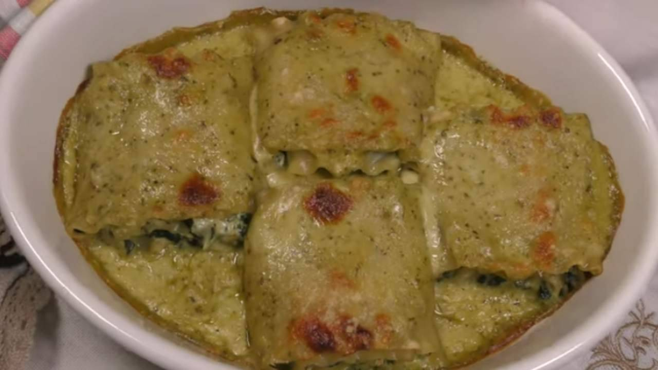 rotoli lasagne