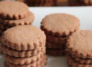 biscotti sablè cioccolato ricetta FOTO ricettasprint