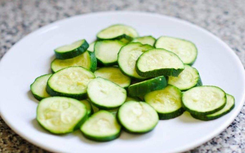 Rustico con zucchine