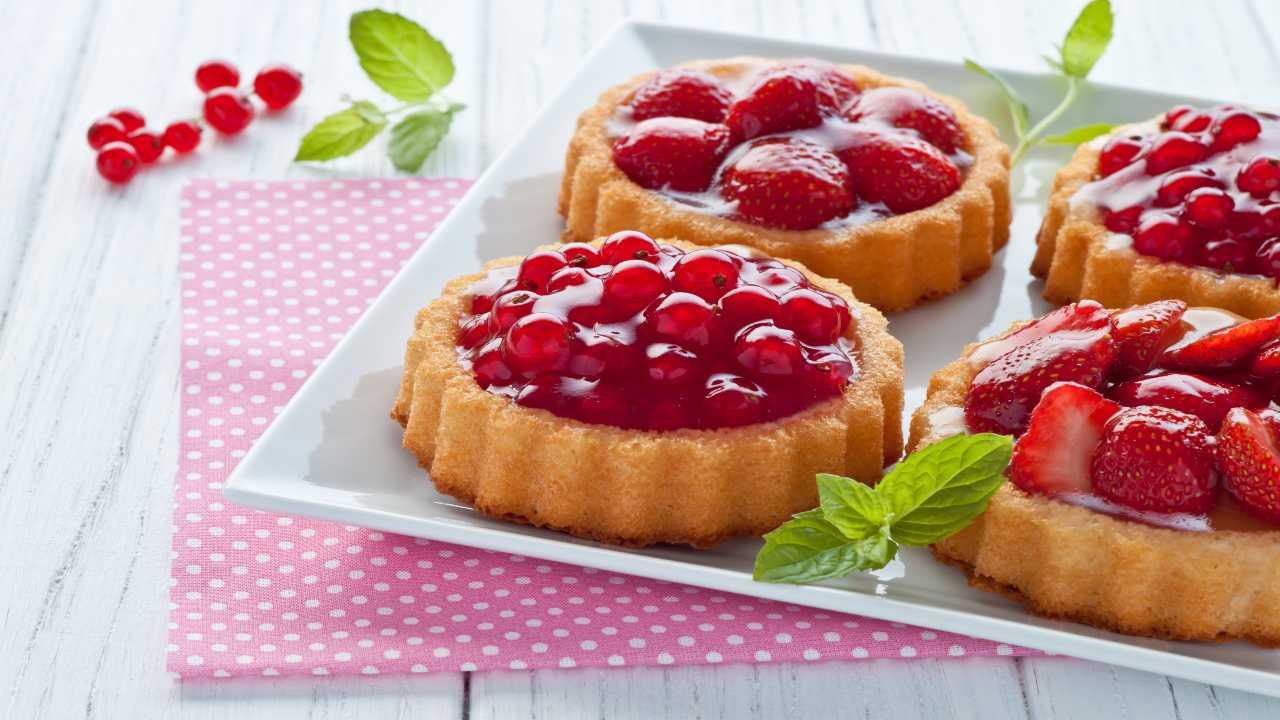 Dessert alla frutta