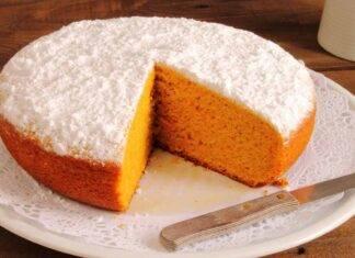 torta carote arance ricetta FOTO ricettasprint