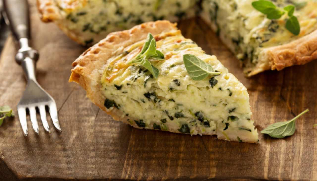 Finger food di verdure e formaggio