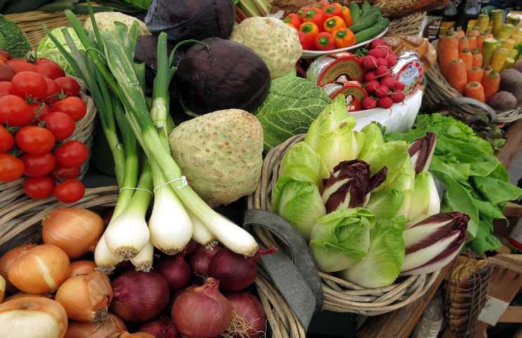 Vegano e vegetariano differenza