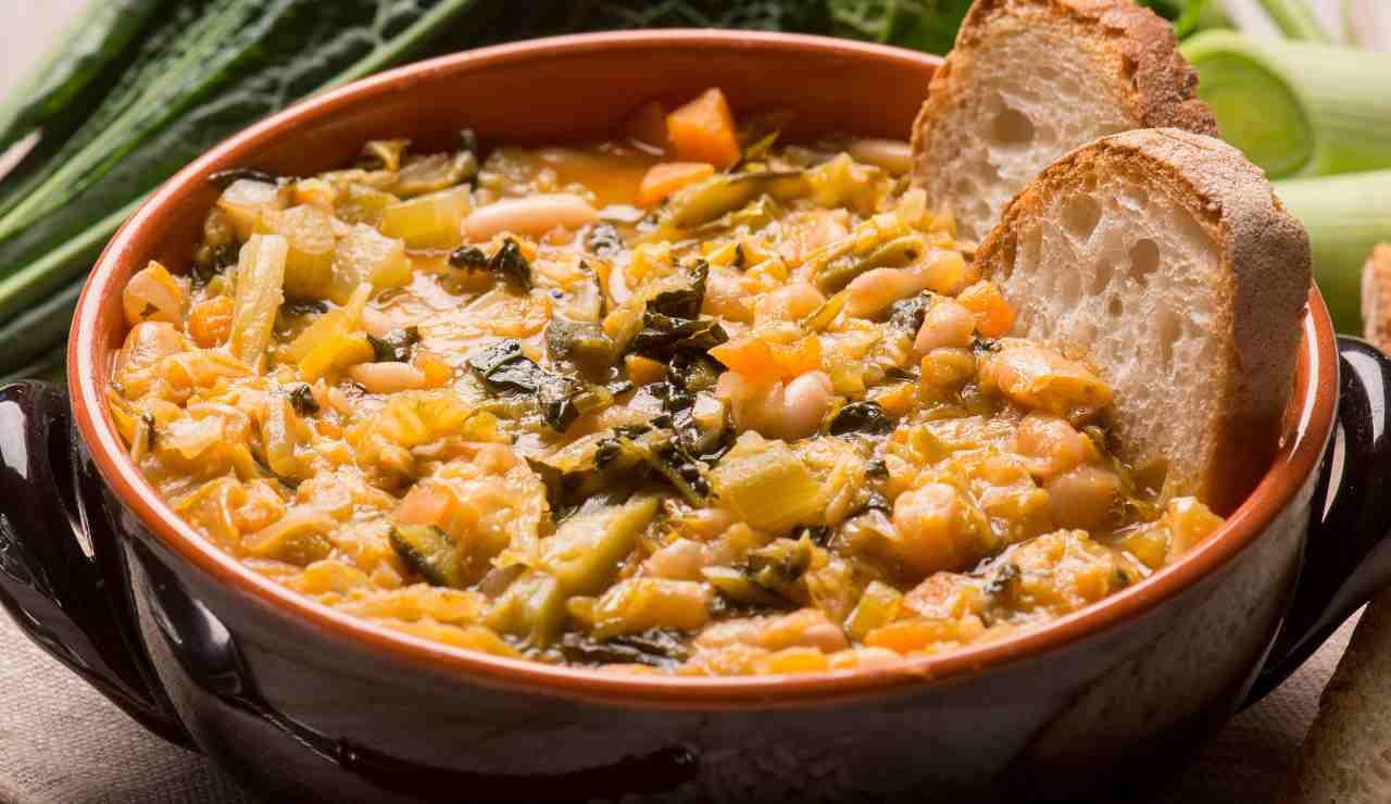 Zuppa cremosa del contadino ricettasprint