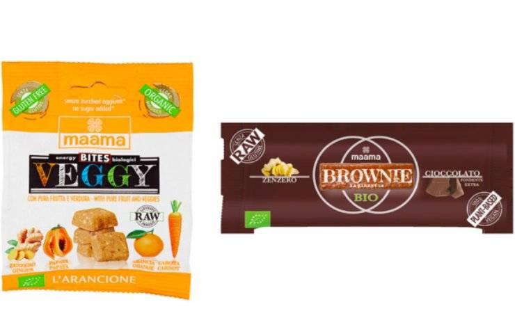 brownie barrette Esselunga