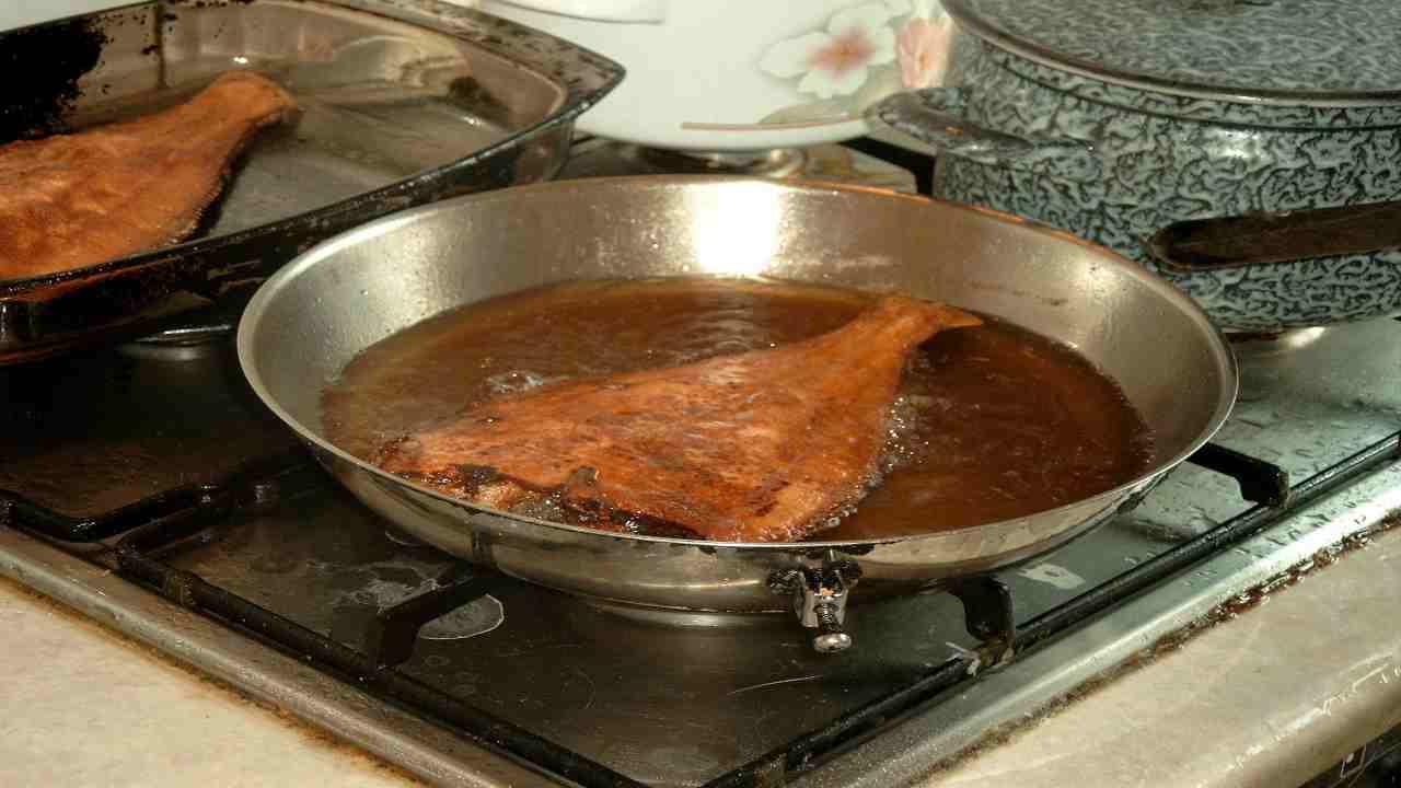 olio da cucina come riciclarlo
