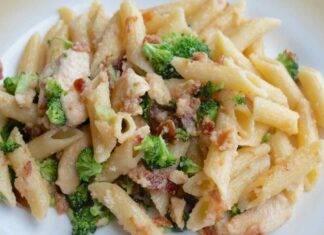 penne gratinate broccoli salsiccia ricettasprint