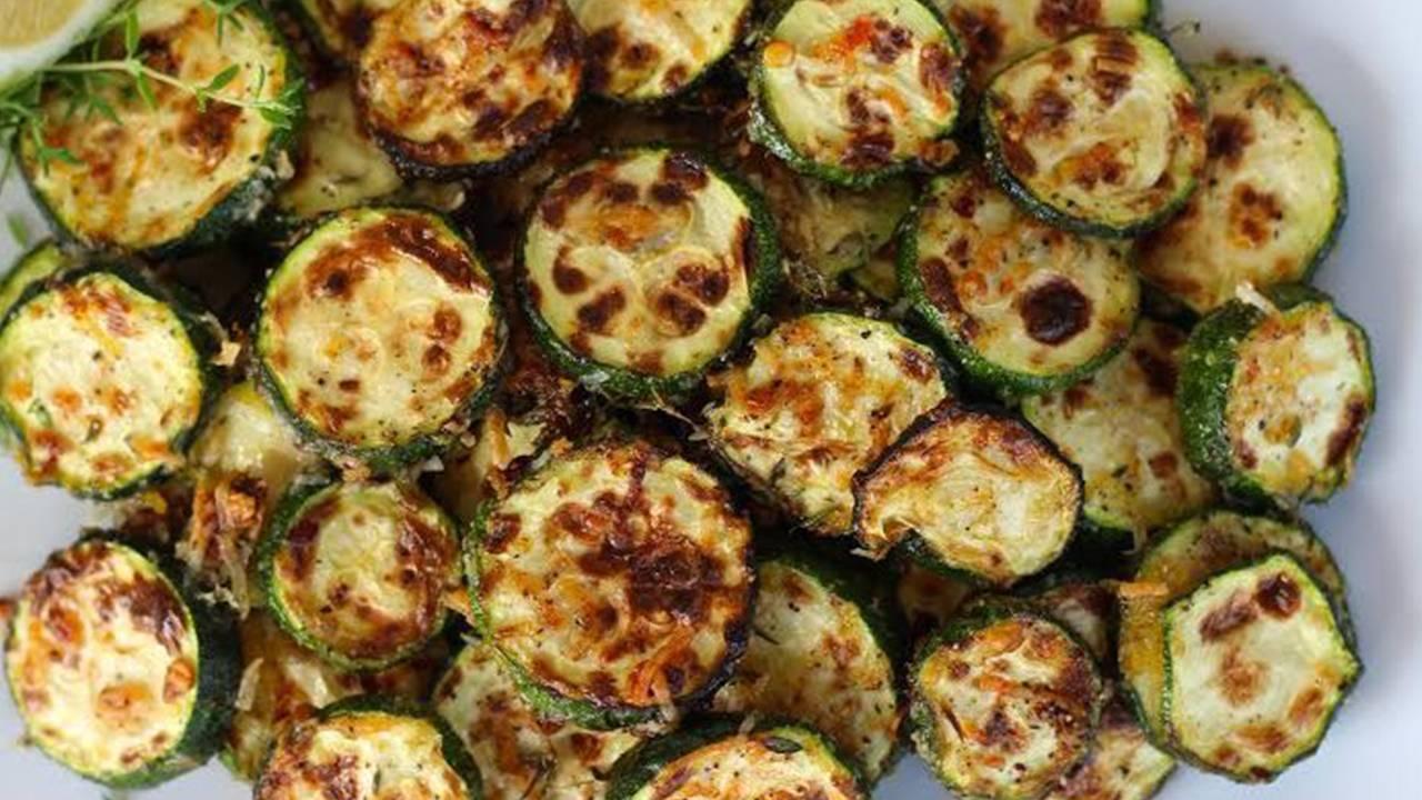 zucchine con origano
