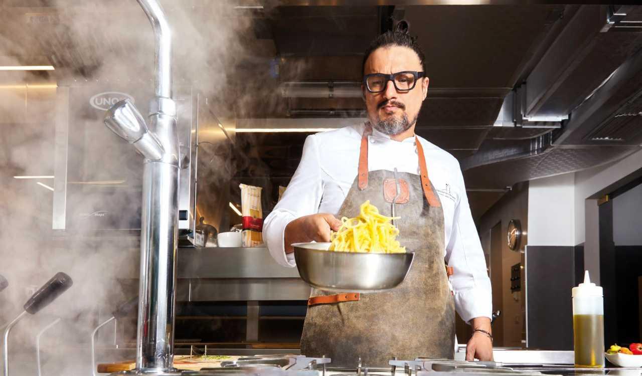 Alessandro Borghese cucina interattiva - RicettaSprint
