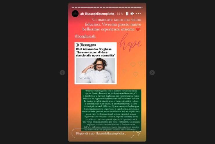 Alessandro Borghese nuova epoca - RicettaSprint