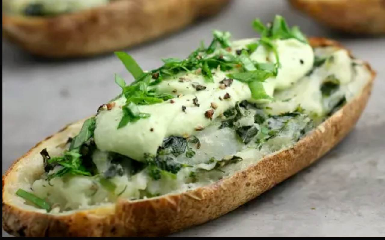 bruschette crema broccoli ricetta FOTO ricettasprint