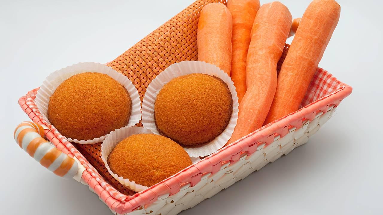 Tortine alla carota