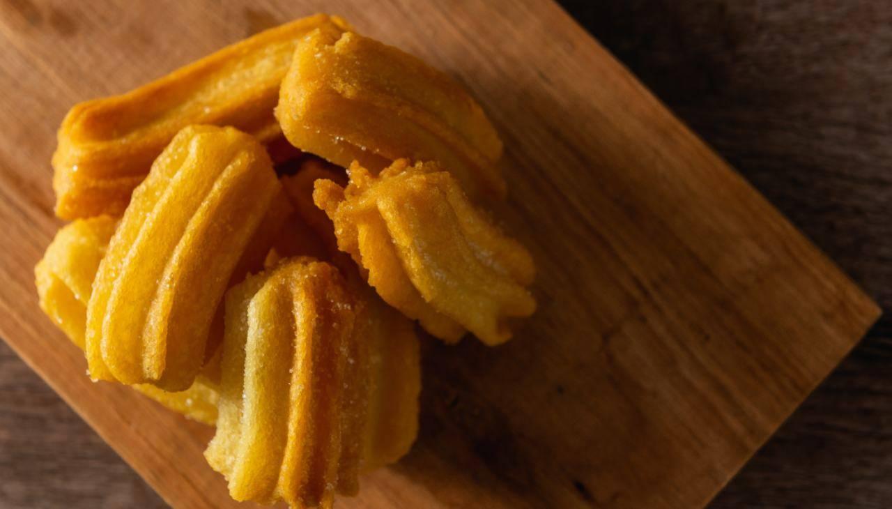 Crocchette spagnole di patate