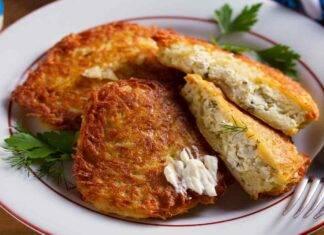 Cordon blue di patate