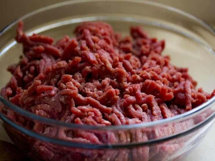 Carne impanata