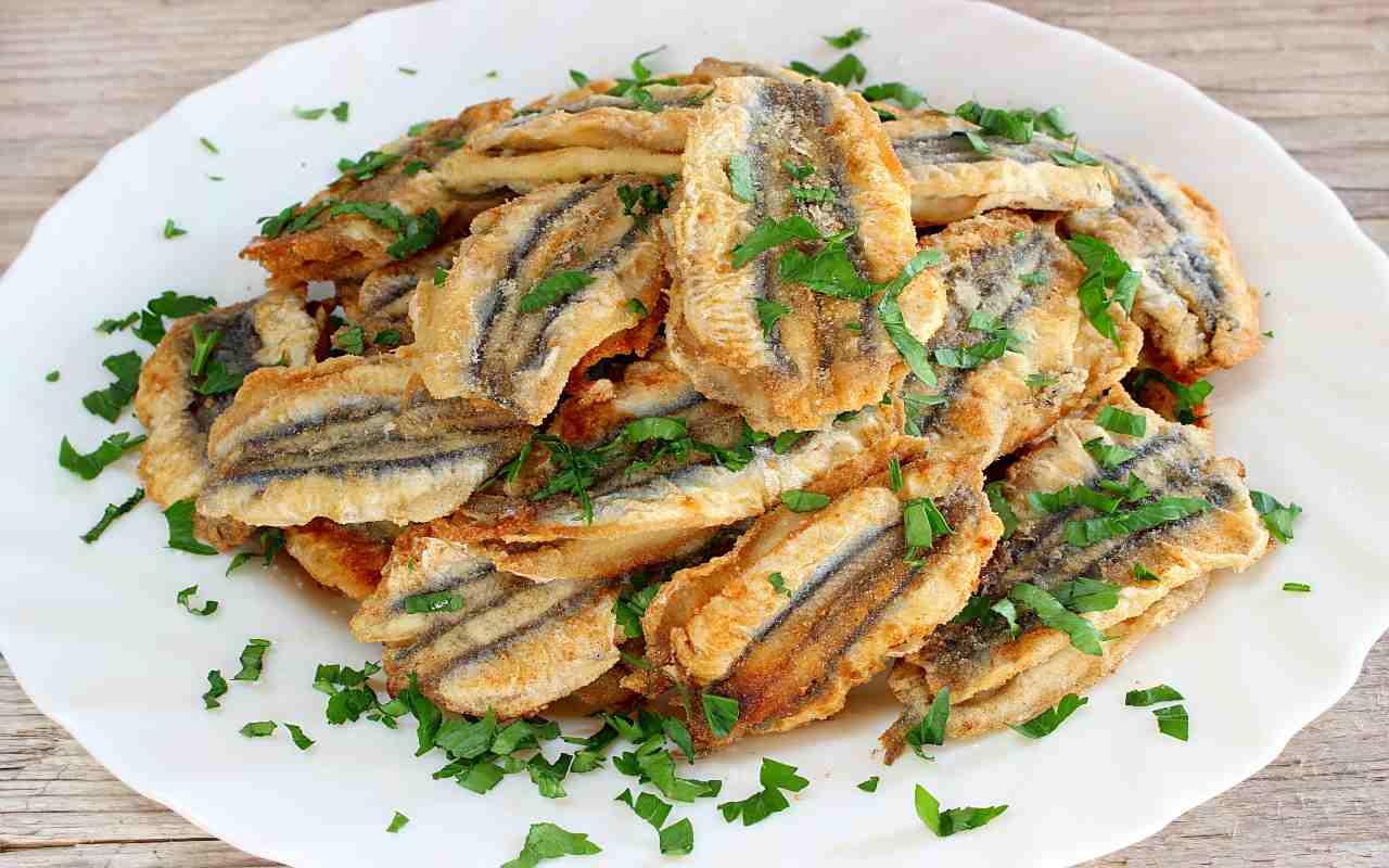cotolette sardine ricetta FOTO ricettasprint