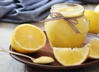 Crema al limone per le crostate
