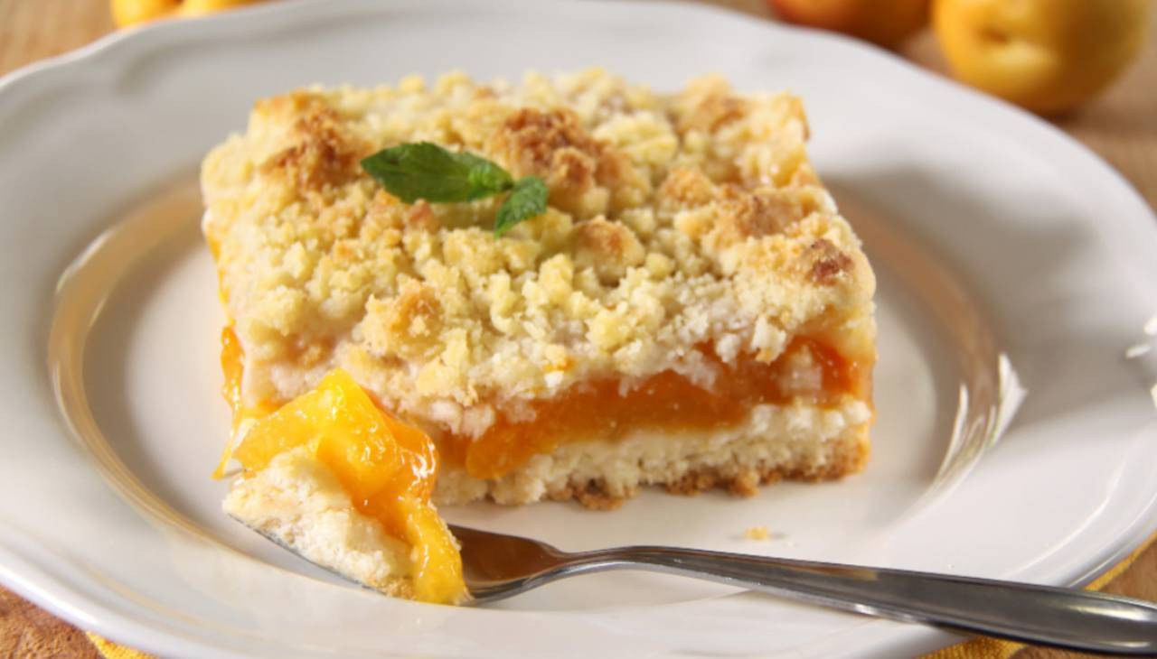 Dolce con crumble