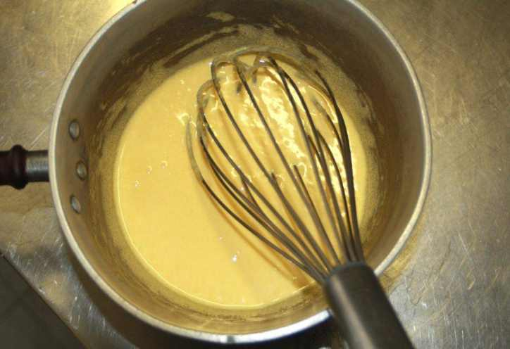 Crostata al doppio zabaione FOTO ricettasprint