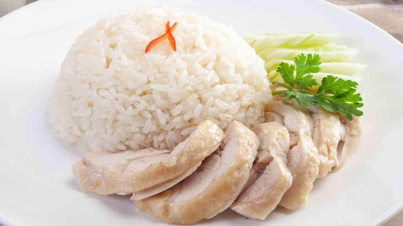 Dieta del Pollo e del Riso