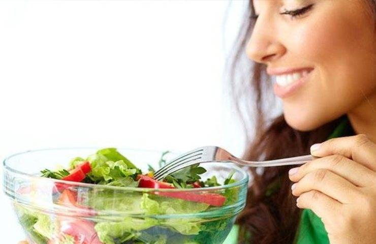 Dieta dell'Insalata