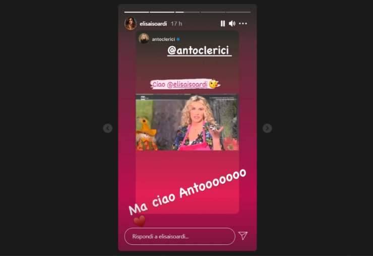 Elisa Isoardi Antonella Clerici - RicettaSprint