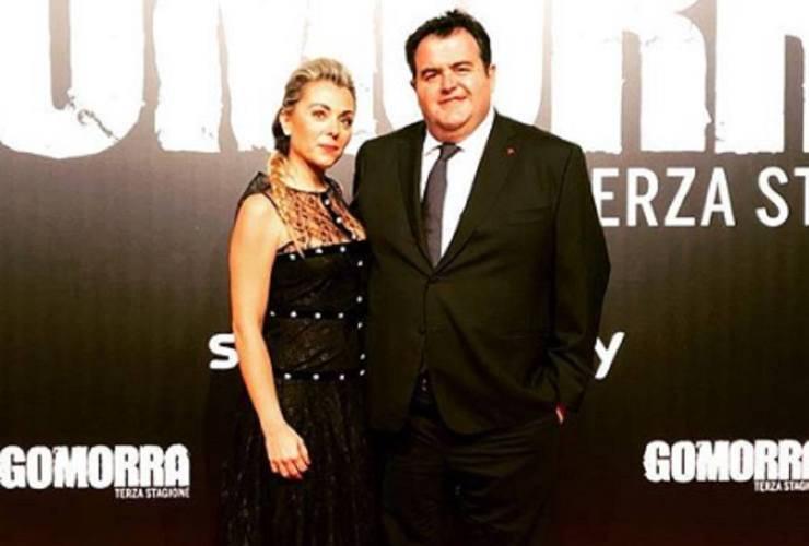 Gennaro Esposito moglie Ivana - RicettaSprint