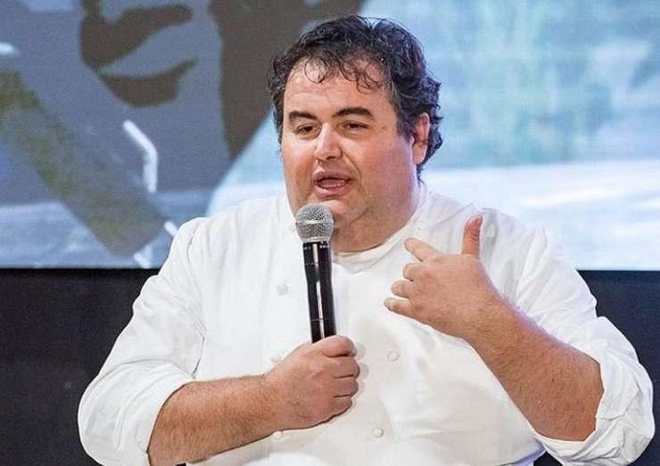 Gennaro Esposito non vedo l'ora di cucinare - RicettaSprint