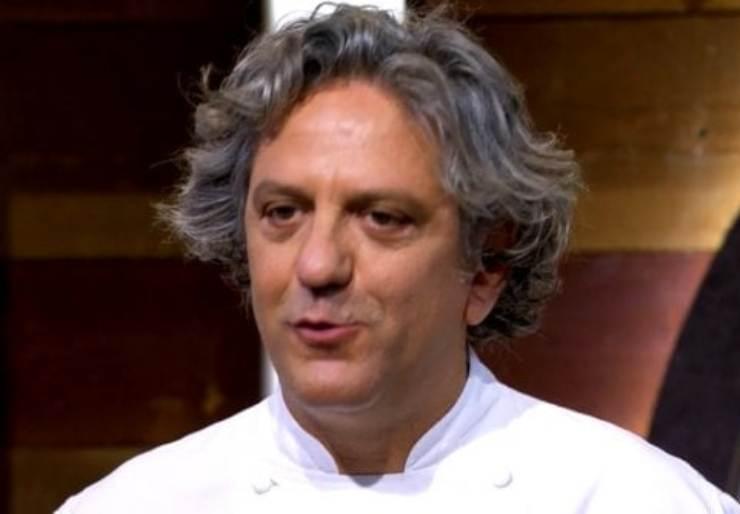 Giorgio Locatelli solo servitori - RicettaSprint