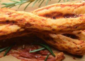 treccine pomodoro rosmarino