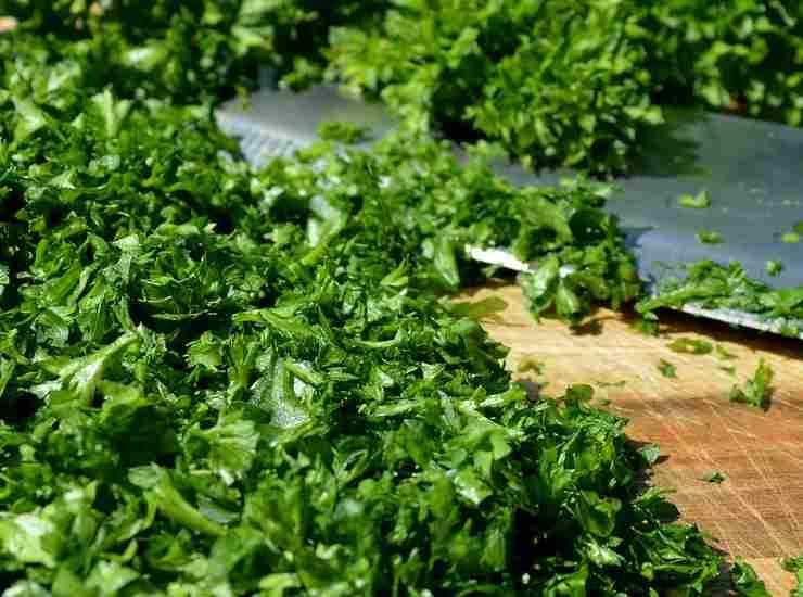Insalata di lenticchie alla mediterranea ricetta