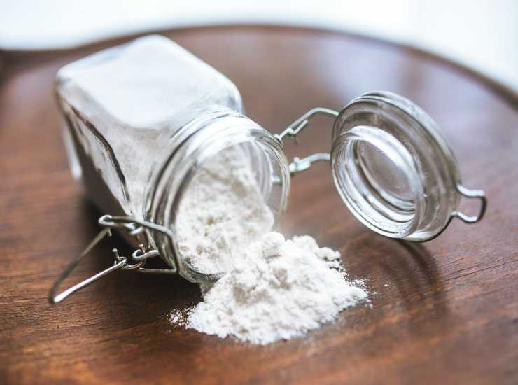 Lievito in polvere homemade FOTO ricettasprint