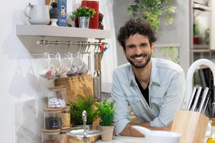 Marco Bianchi in cucina - RicettaSprint