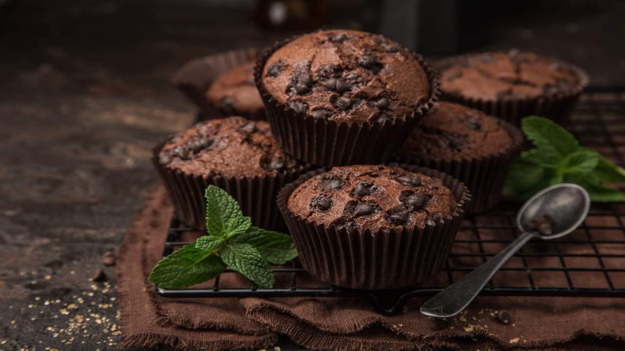 Muffin senza zucchero