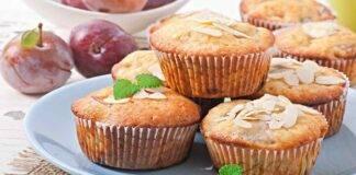 Muffin con prugne