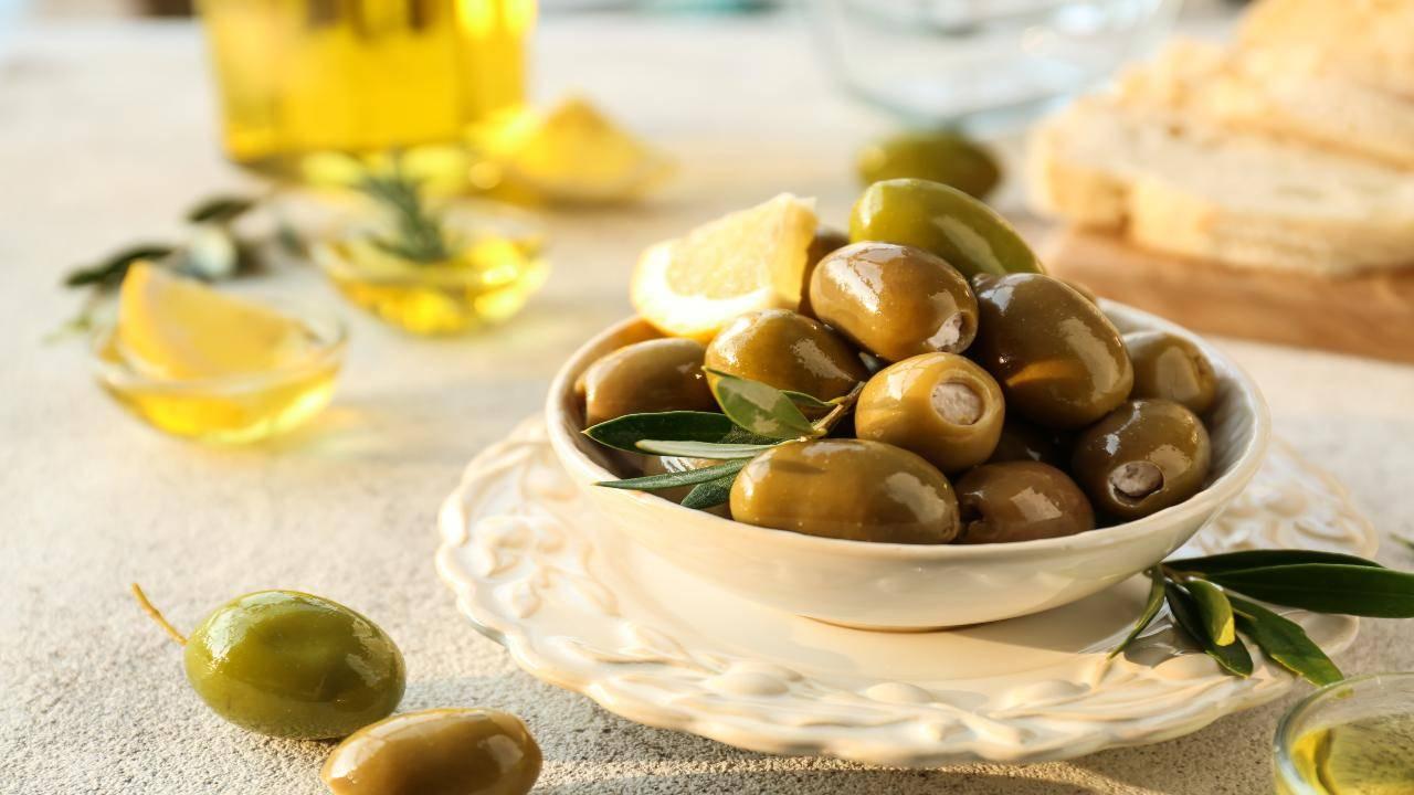 Olive ripiene