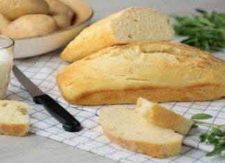 Pane istantaneo gluten free