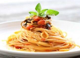apasta olive pomodori ricetta FOTO ricettasprint