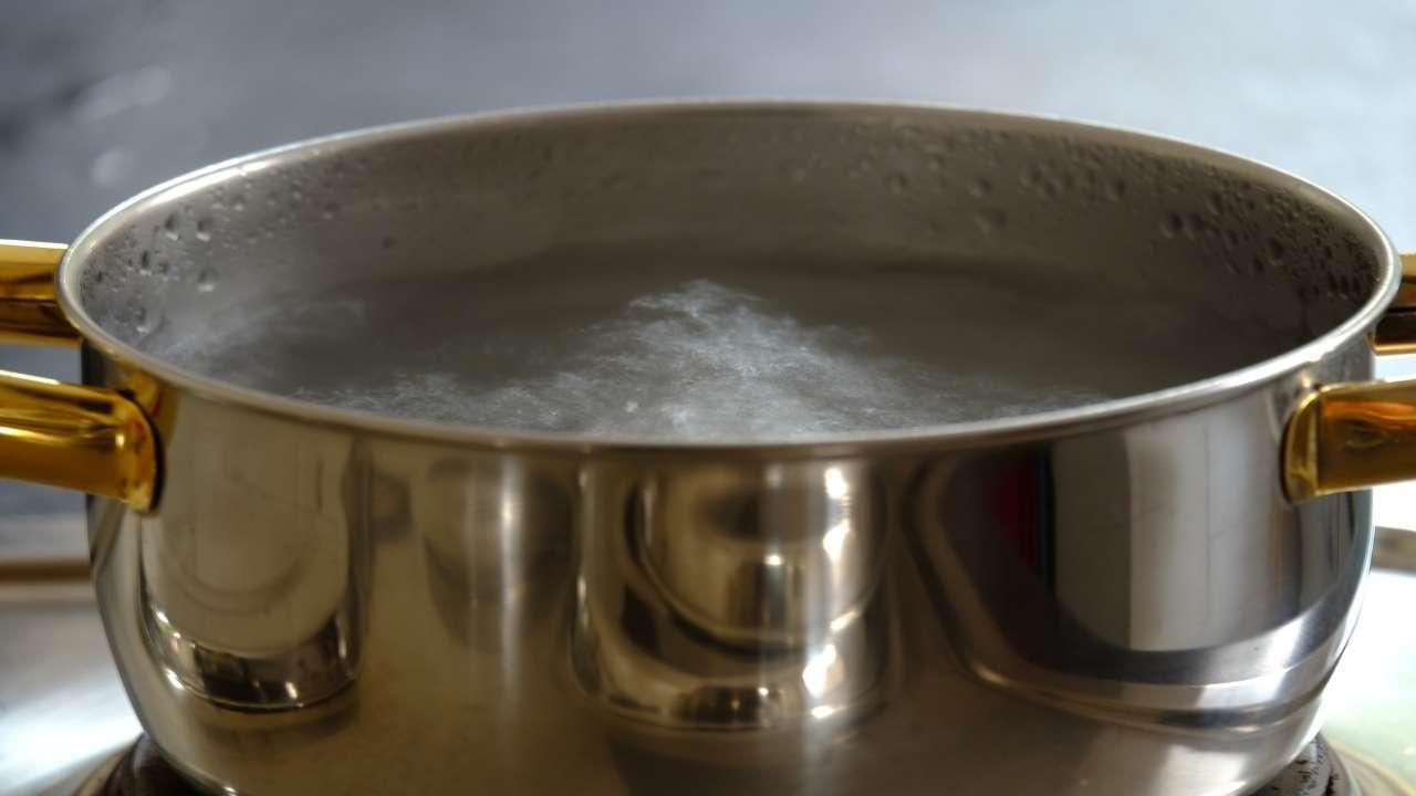 Pasta con crema di ceci e rucola FOTO ricettasprint
