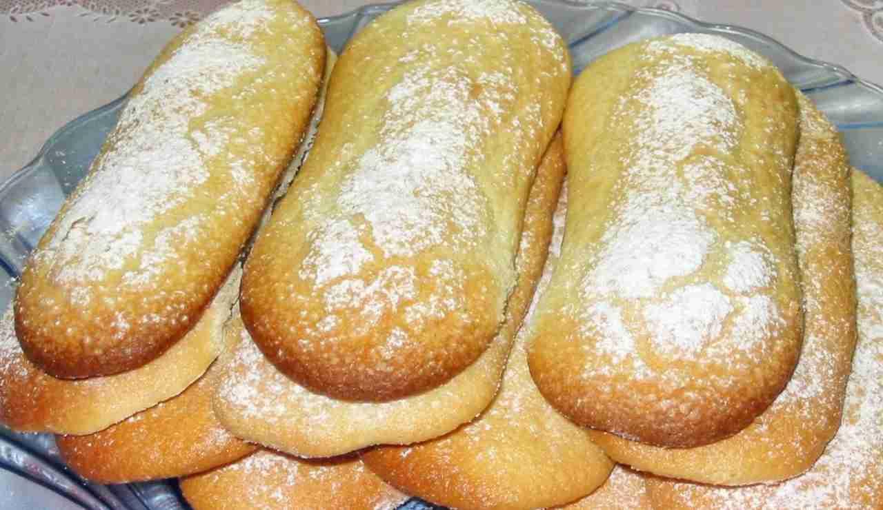 Pavesini vanigliati fatti in casa