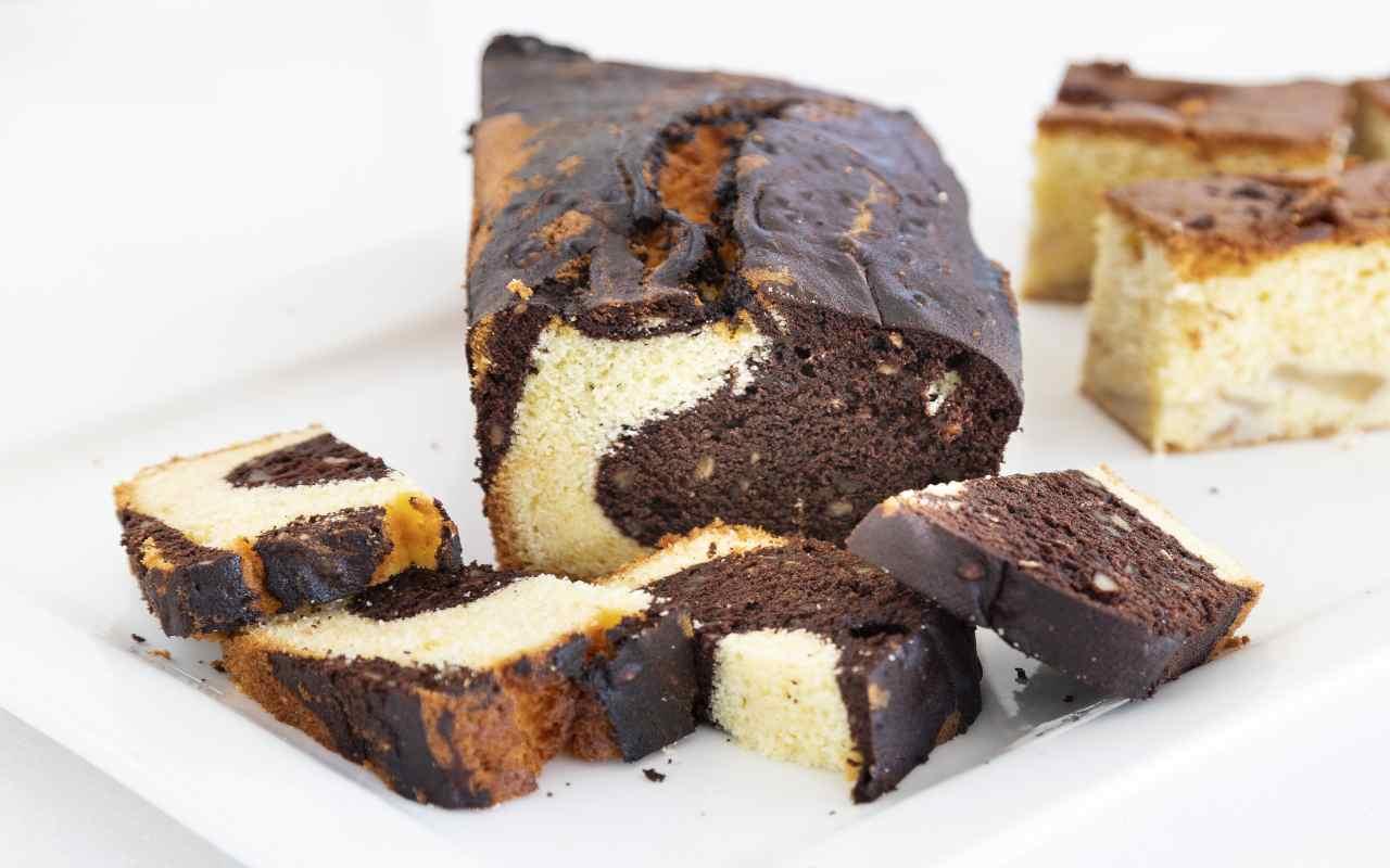 plumcake arancia cioccolato ricetta FOTO rciettasprint