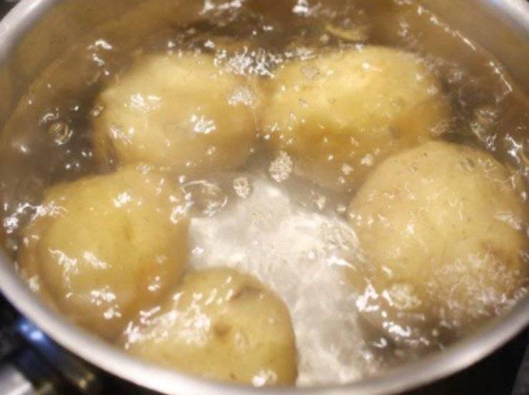Crochette di patate