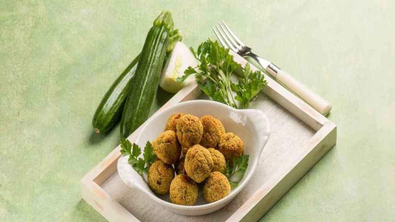 polpette zucchine tonno ricetta FOTO ricettasprint