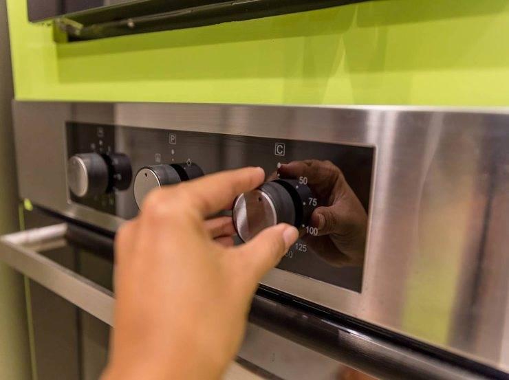 Formaggio al forno