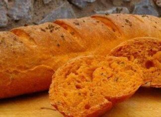 Sfilatini di pane pizza alla marinara