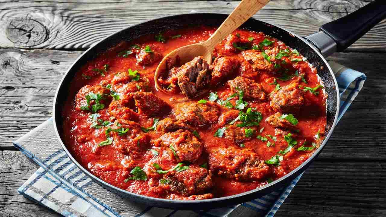 Carne al peperoncino