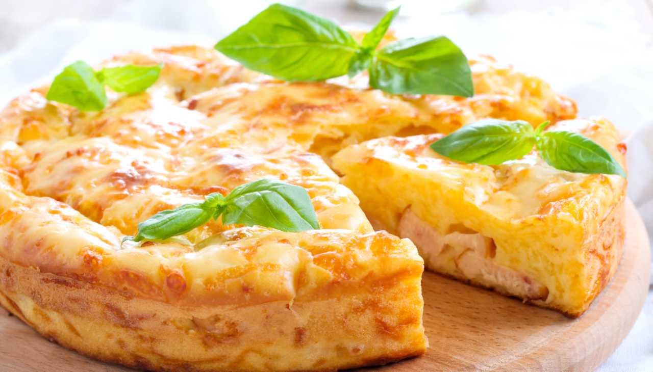 Stuzzichino affettato formaggio