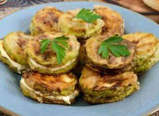 Zucchine in carrozza facilissime ricettasprint
