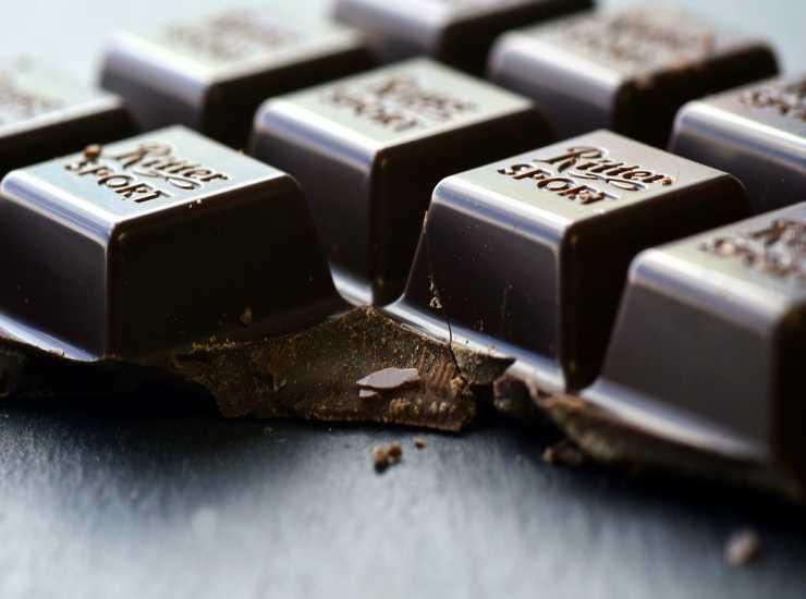 cioccolato fondete