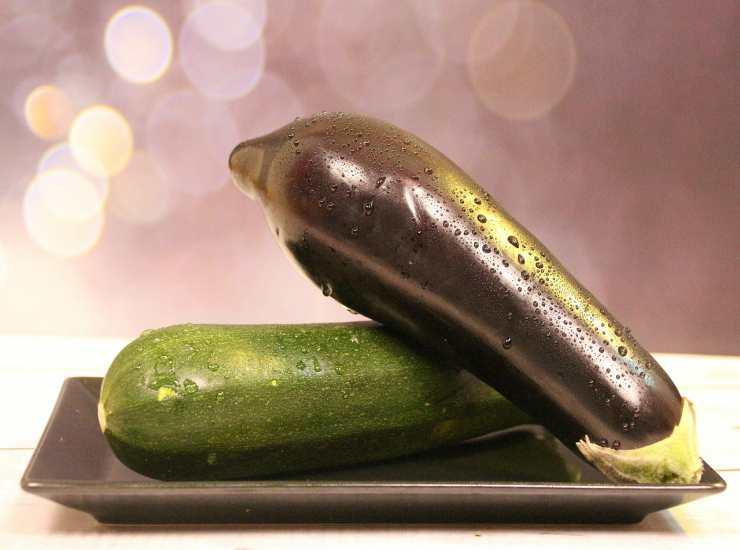 melanzane e zucchine
